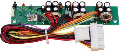 Продам блок питания ITX для CarPC DP022.  PDF.